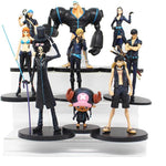 One Piece Figurine Set - 3pcs
