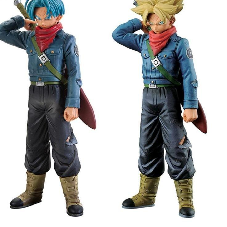 Trunks and Super Saiyan Trunks