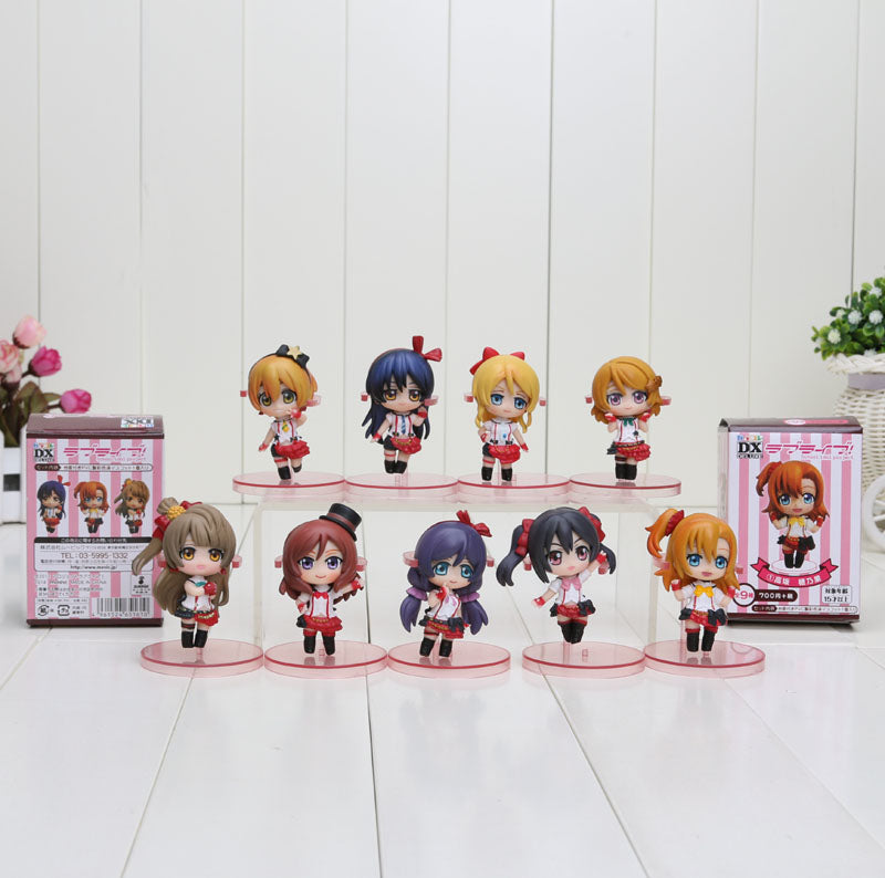 Love Live! Nendoroid Figurine Set