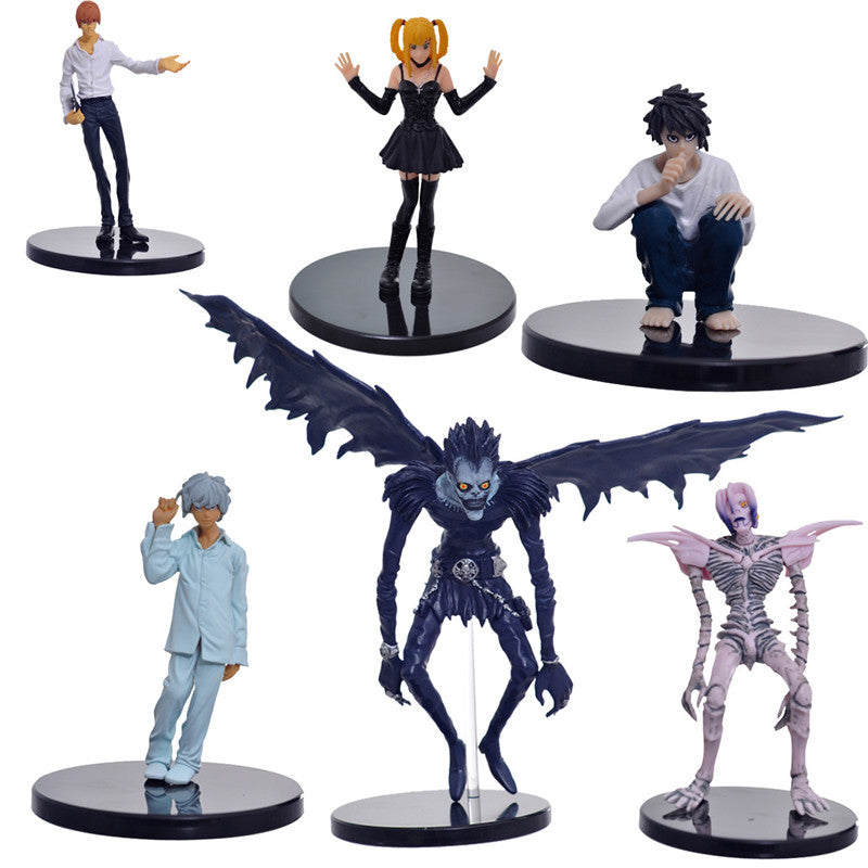 Death Note Figurine Set