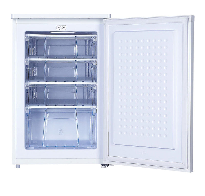 Upright Freezer with Drawer – Ideal for Breast Milk Storage