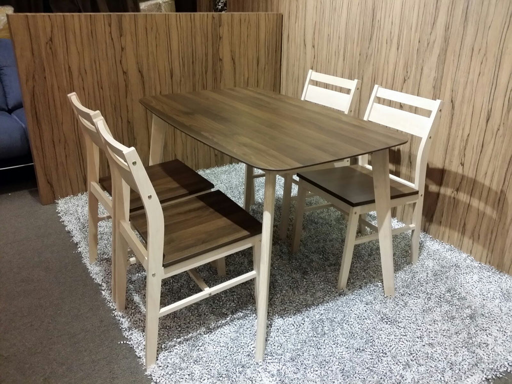 Gannon 4 Seater Dining Set (Popular!)