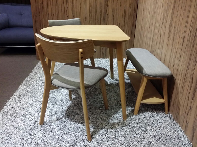 Poppy Triangle Dining Set
