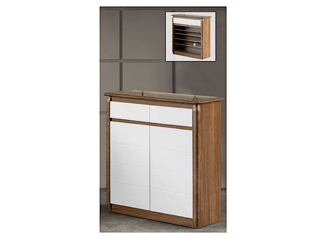 Anne 2 Door Shoe Cabinet (DA3342)