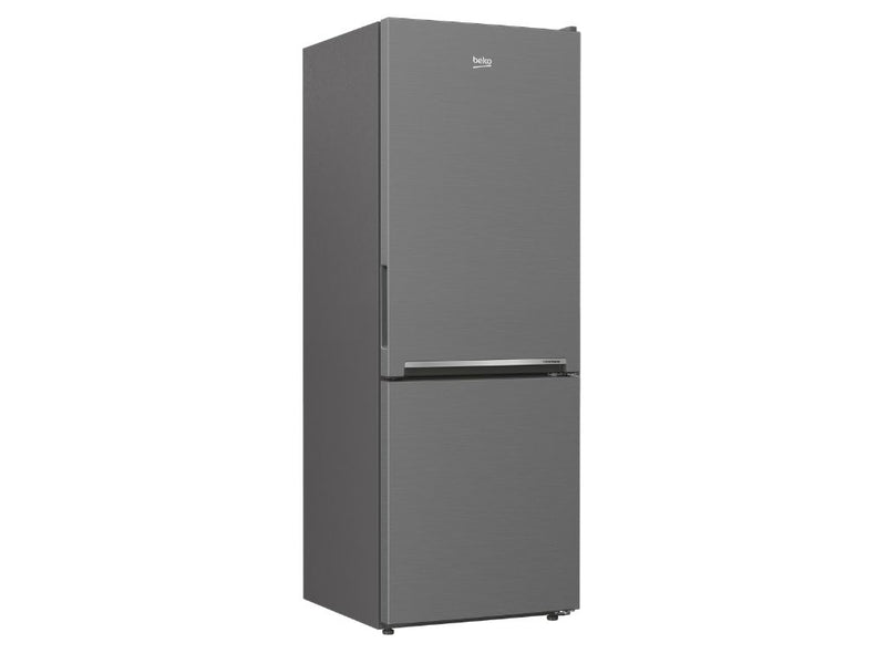 Beko Bottom Freezer 340L Fridge (Platinum Color)
