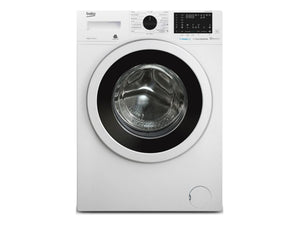 Beko 8kg Washer with Bluetooth & SteamCure – 4 ✓ ✓ ✓ ✓ (WCV8736XS0)