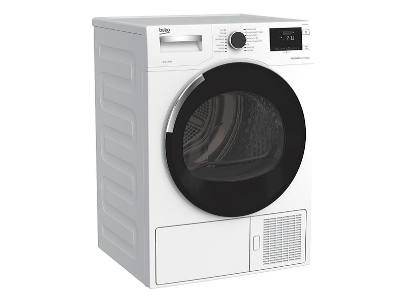 Beko 10Kg Heat Pump Dryer (DSY10PB46W) – 5✓✓ ✓ ✓ ✓ + FREE Stacking Unit