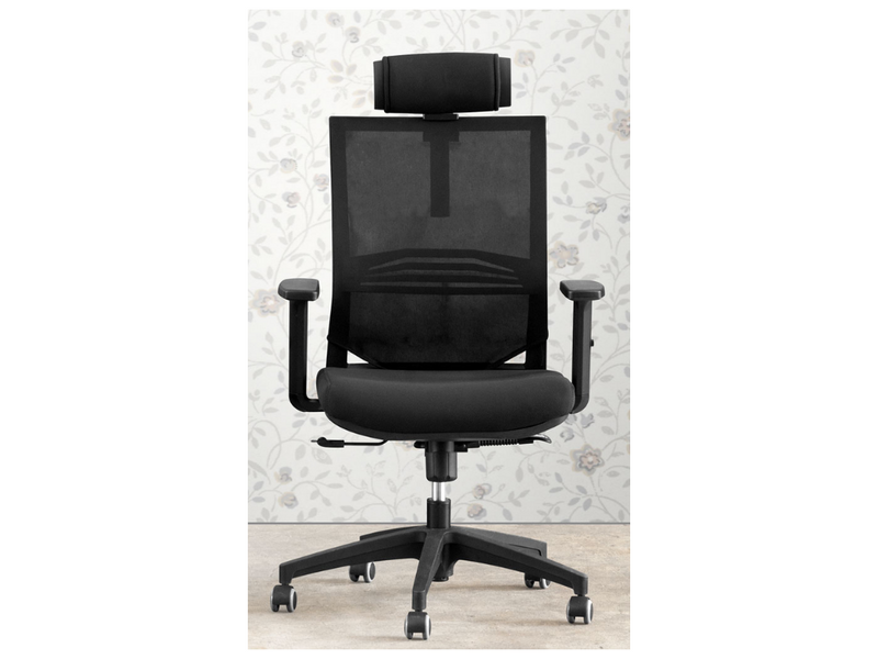 Casey Ergonomic Office Chair (DA916-OC) Black