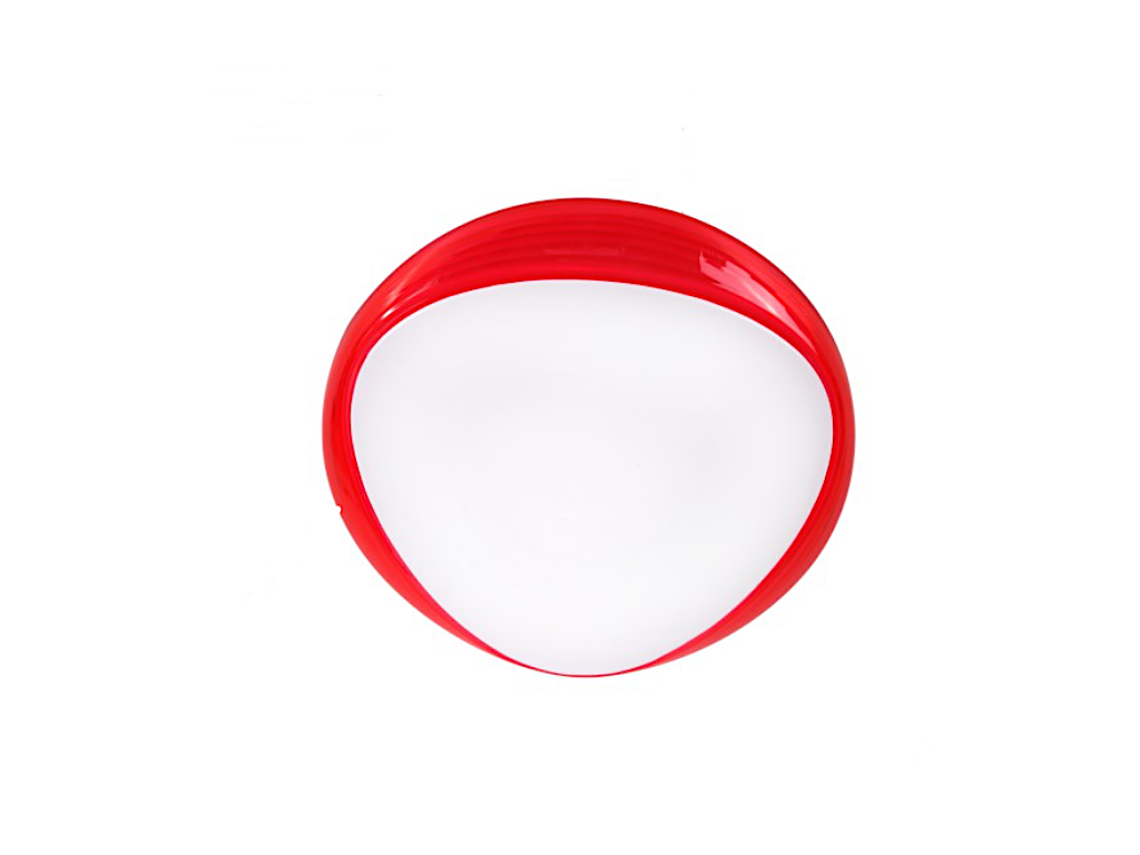 Ceiling Light, UFO Red