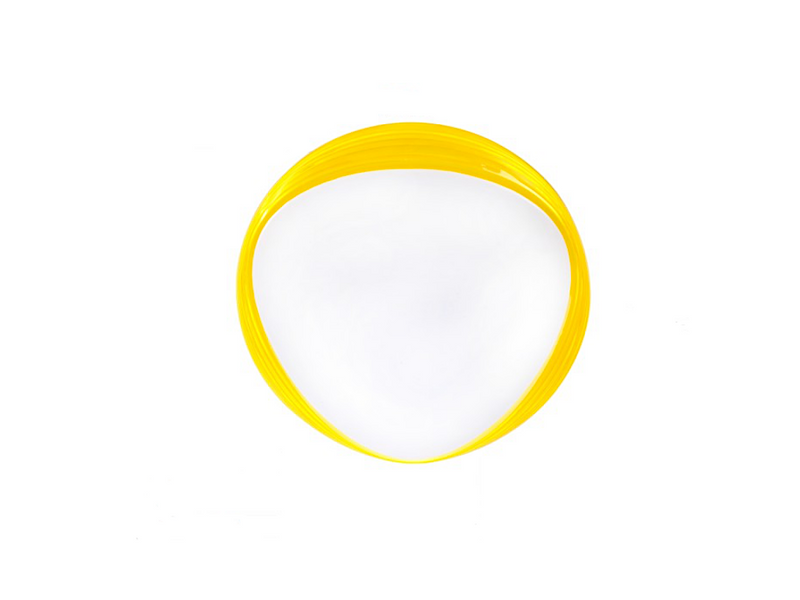 Ceiling Light, UFO Yellow