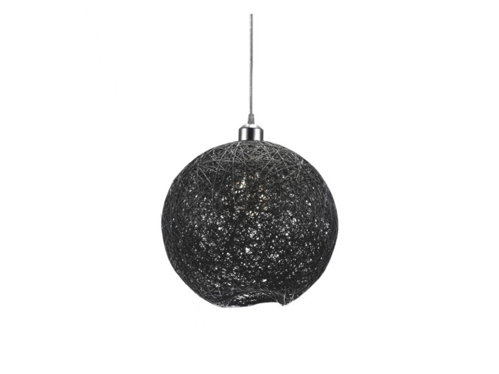 Charm Bloom Pendant Lamp, HLD-1 (Black)