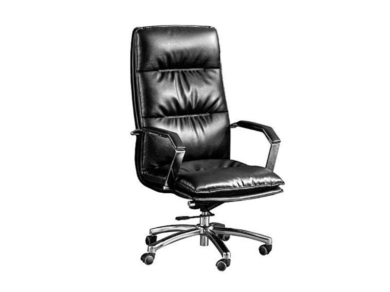 Cooper Ergonomic Office Chair (DA126) Black