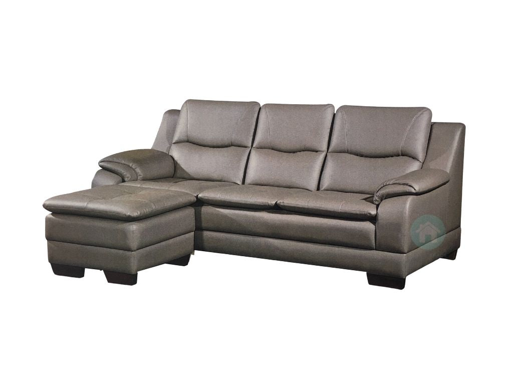 Megan 3 Seater Sofa with Stool (DA-3037)