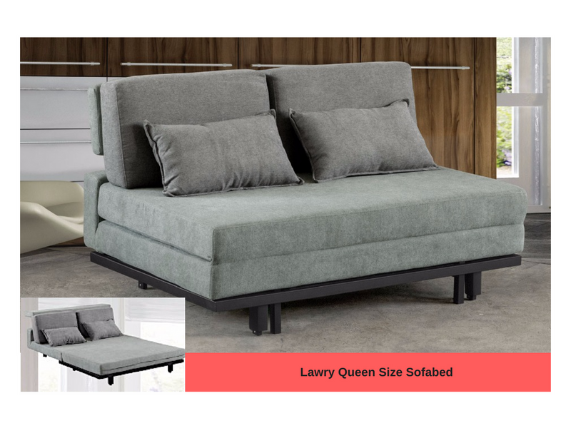 Lawry Queen Size Sofa Bed (DA3803)