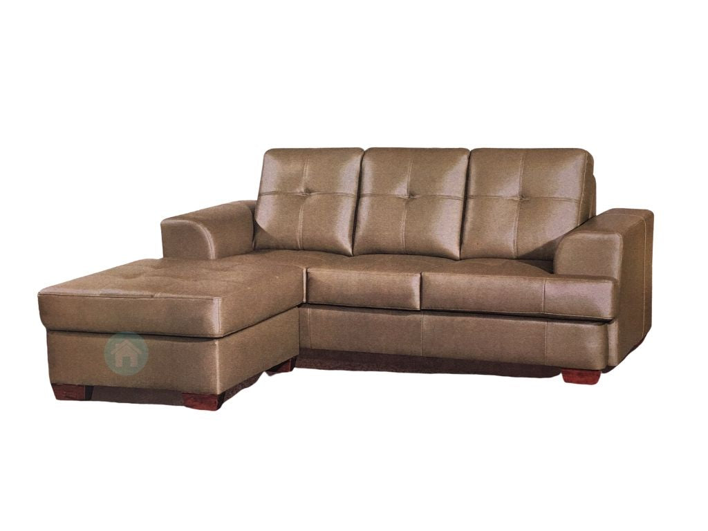 Cactus 3 Seater Sofa with Stool (DA-5048)