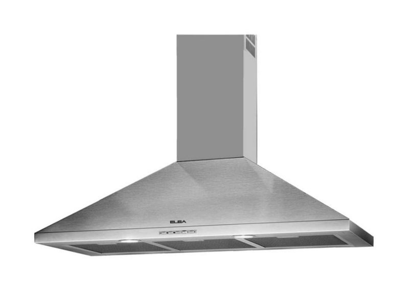 ELBA 4 Speed 90cm Chimney Hood (F0S490)