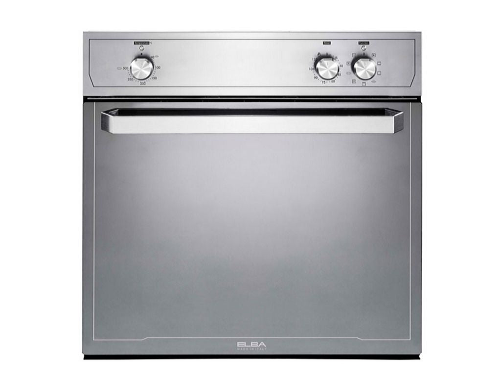 Elba 9 Multi-Function Electric Oven With Mirror Glass, ELIO 624 BAKER (59L)