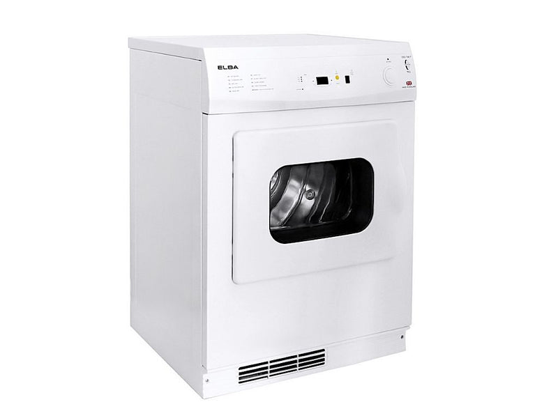Elba 7Kg Vented Dryer (EBD746F) + FREE Stacking Kit