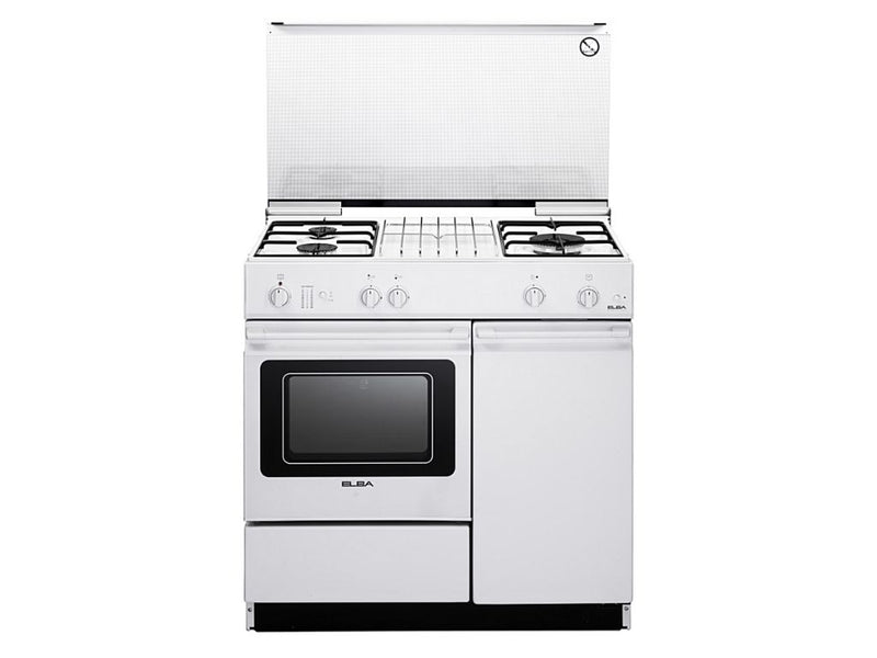 Elba Freestanding Gas Cooker with Electric Oven