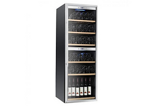 Farfalla Dual Temperature Wine Cooler (126 Bottles), FWC-126SHG