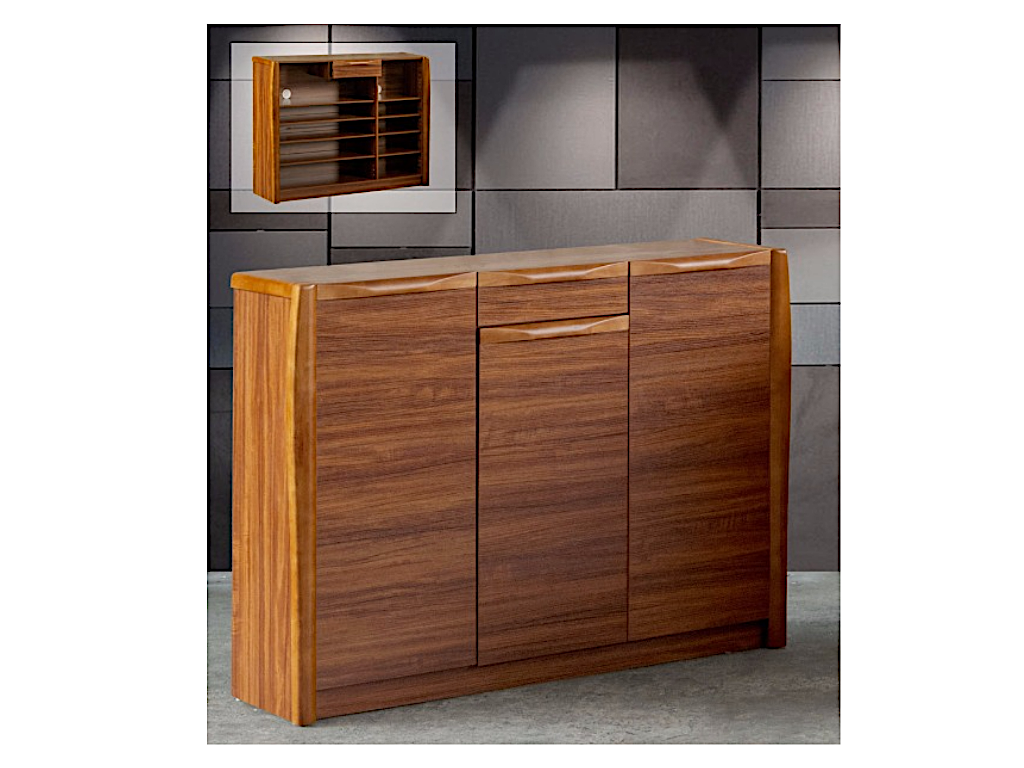 Gerry 3 Door Shoe Cabinet (DA3341)