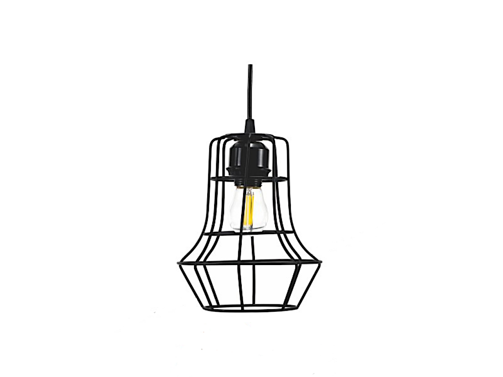 Iron Series Pendant Lamp, HLB-10