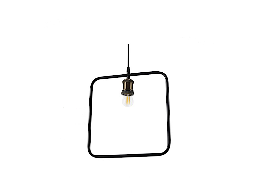 Iron Series Pendant Lamp, HLB-11