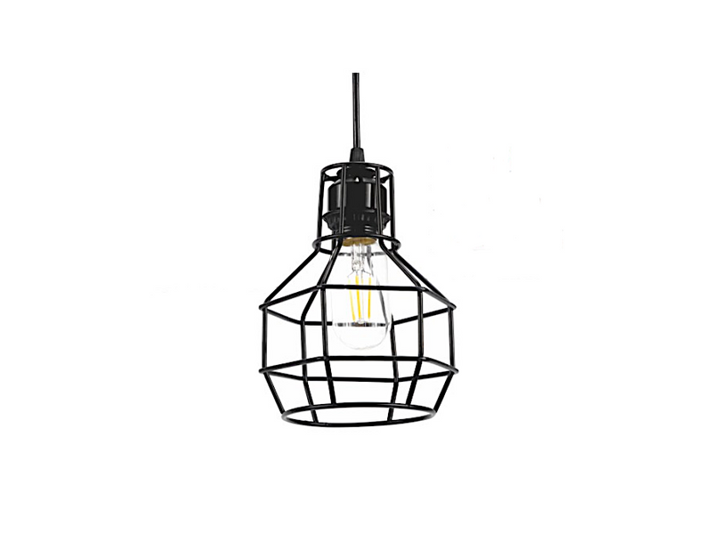 Iron Series Pendant Lamp, HLB-12