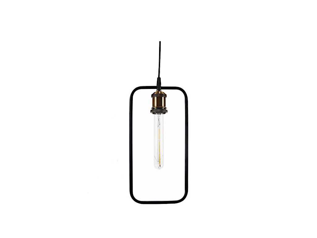 Iron Series Pendant Lamp, HLB-13
