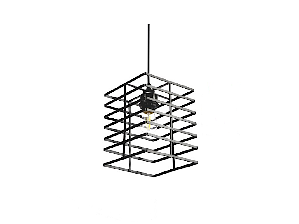 Iron Series Pendant Lamp, HLB-14