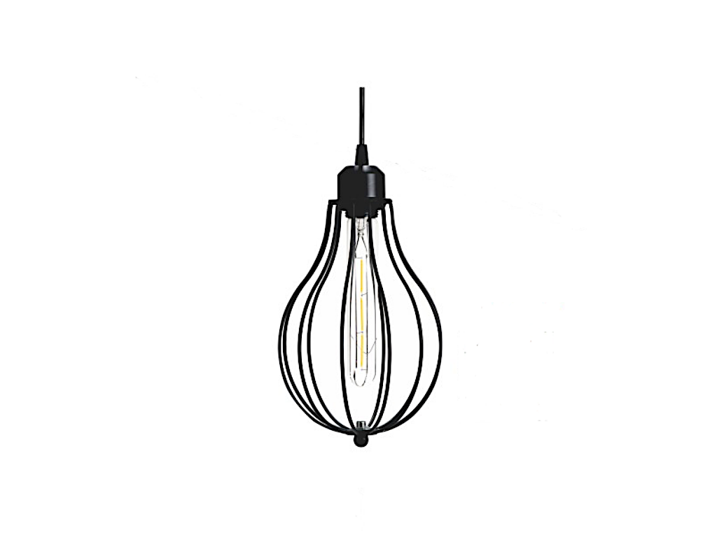 Iron Series Pendant Lamp, HLB-15