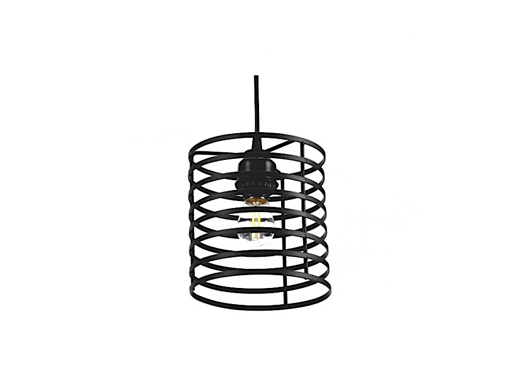 Iron Series Pendant Lamp, HLB-16