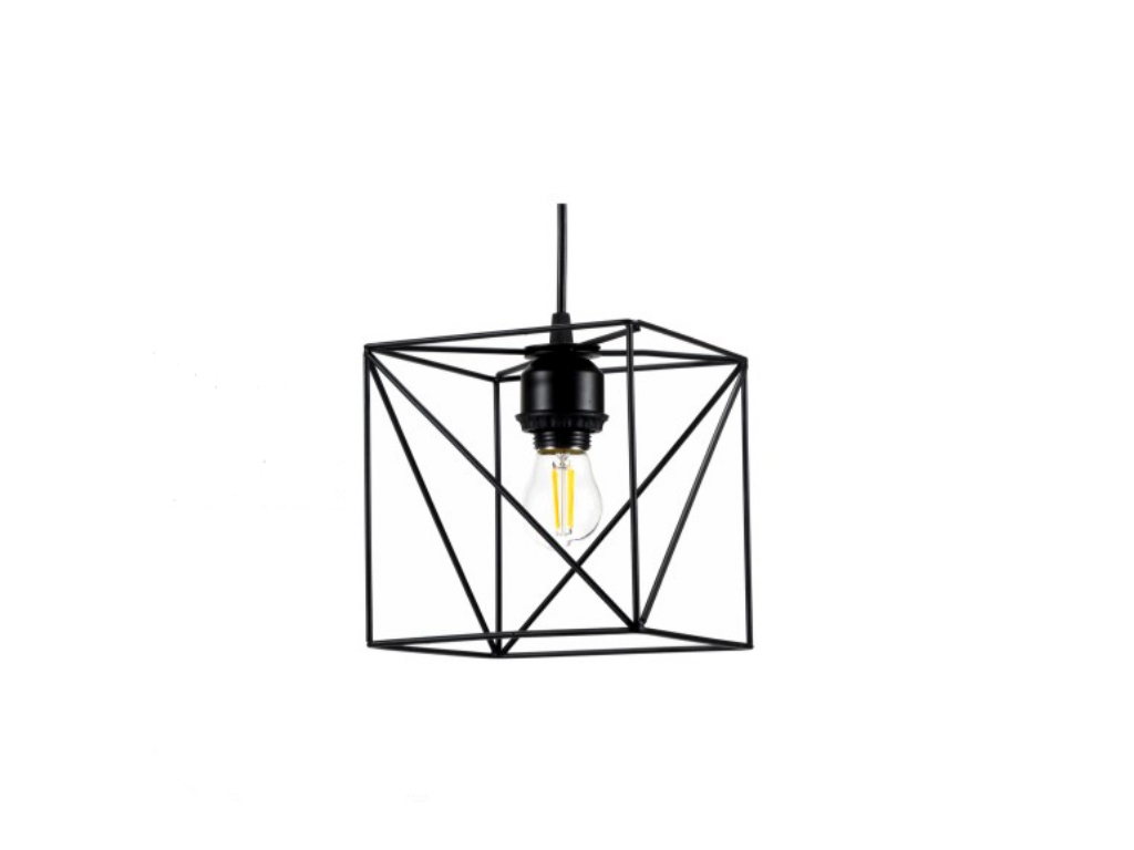 Iron Series Pendant Lamp, HLB-1