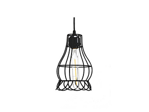 Iron Series Pendant Lamp, HLB-21