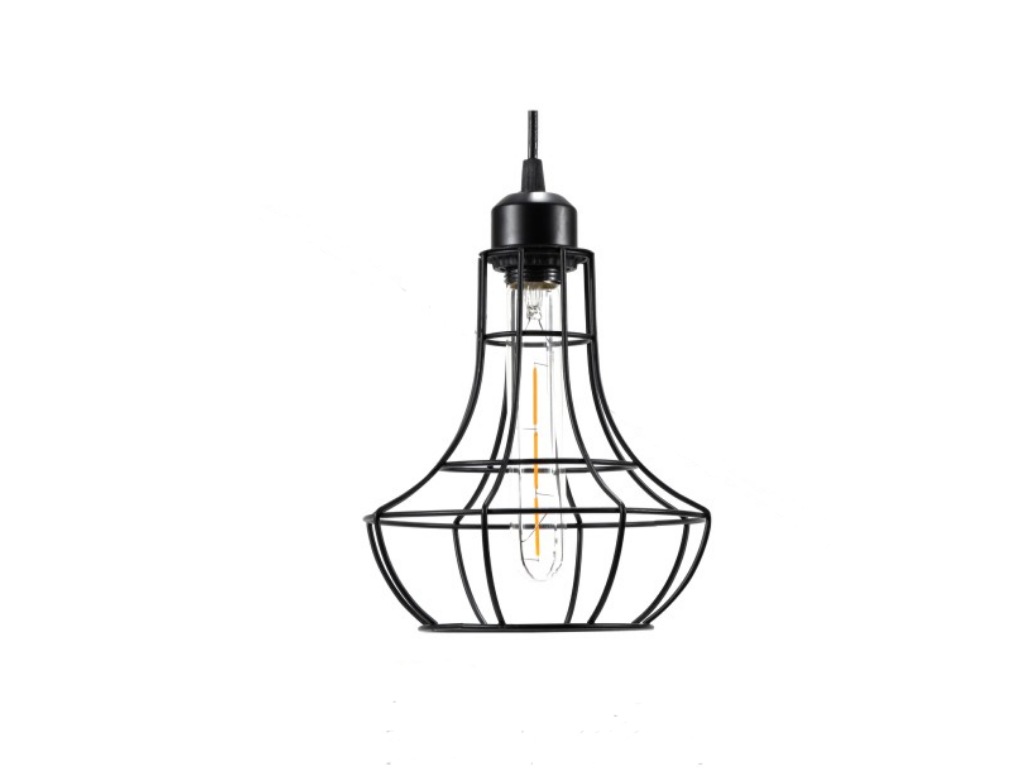 Iron Series Pendant Lamp, HLB-2