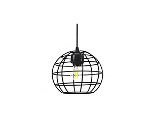 Iron Series Pendant Lamp, HLB-34