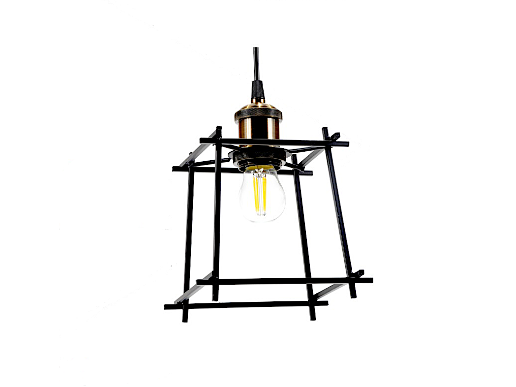 Iron Series Pendant Lamp, HLB-3
