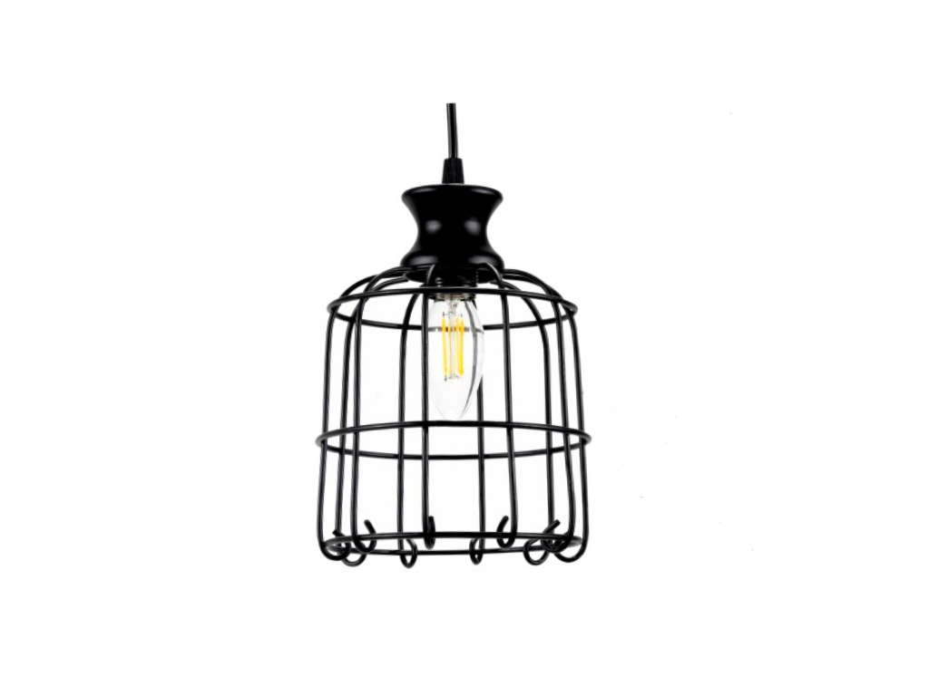 Iron Series Pendant Lamp, HLB-4