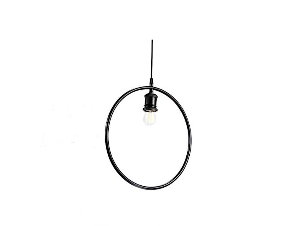 Iron Series Pendant Lamp, HLB-5