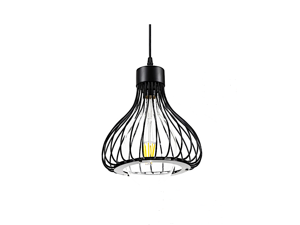 Iron Series Pendant Lamp, HLB-6