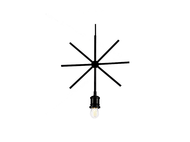 Iron Series Pendant Lamp, HLB-8