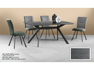 Jude 4/6 Seater Dining Set (DA1699DT + DA821 Chair)