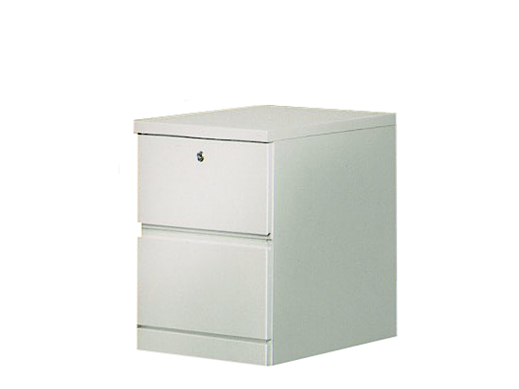 Lisa Bedside Table (DA3120) White