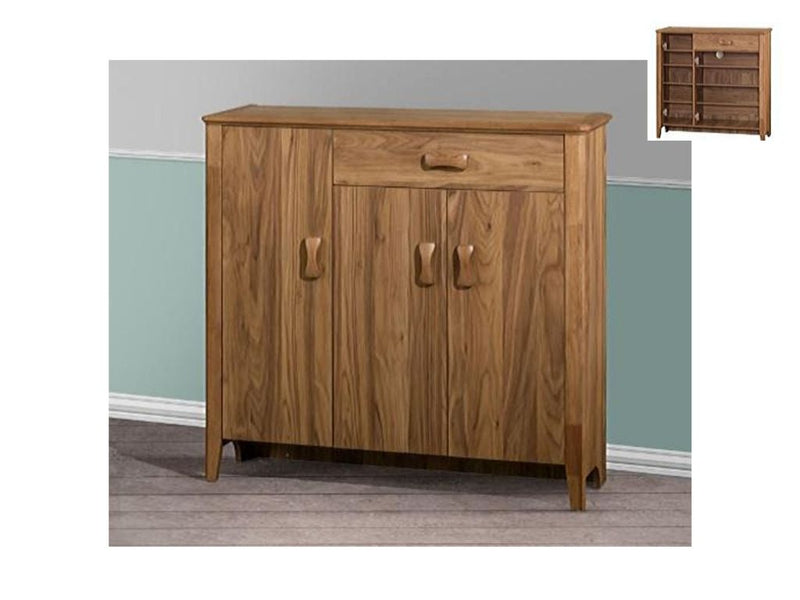 Marq 3 Door Shoe Cabinet (DA3353)