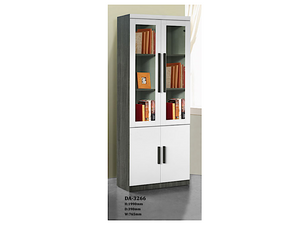 Mel (II) Book Cabinet (DA3266) – Popular!