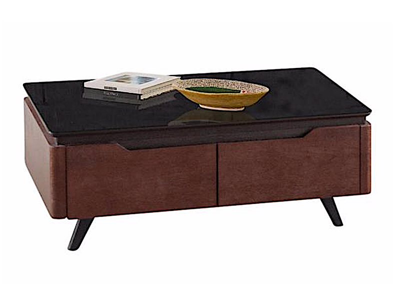 Mio Tempered Glass Coffee Table (DA6402)