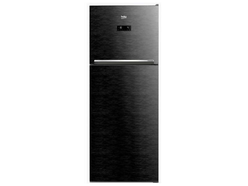 Beko Top Freezer 440L Fridge (Black Color) – 2 ✓ ✓