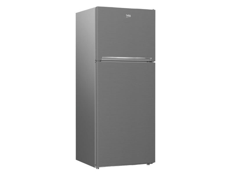 Beko Top Freezer 440L Fridge (Platinum Color) - Latest Model!