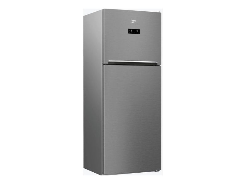 Beko Top Freezer 470L Fridge (Platinum Color) - Latest Model!