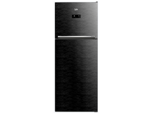 Beko Top Freezer 470L Fridge (Black Color)- 2 ✓ ✓